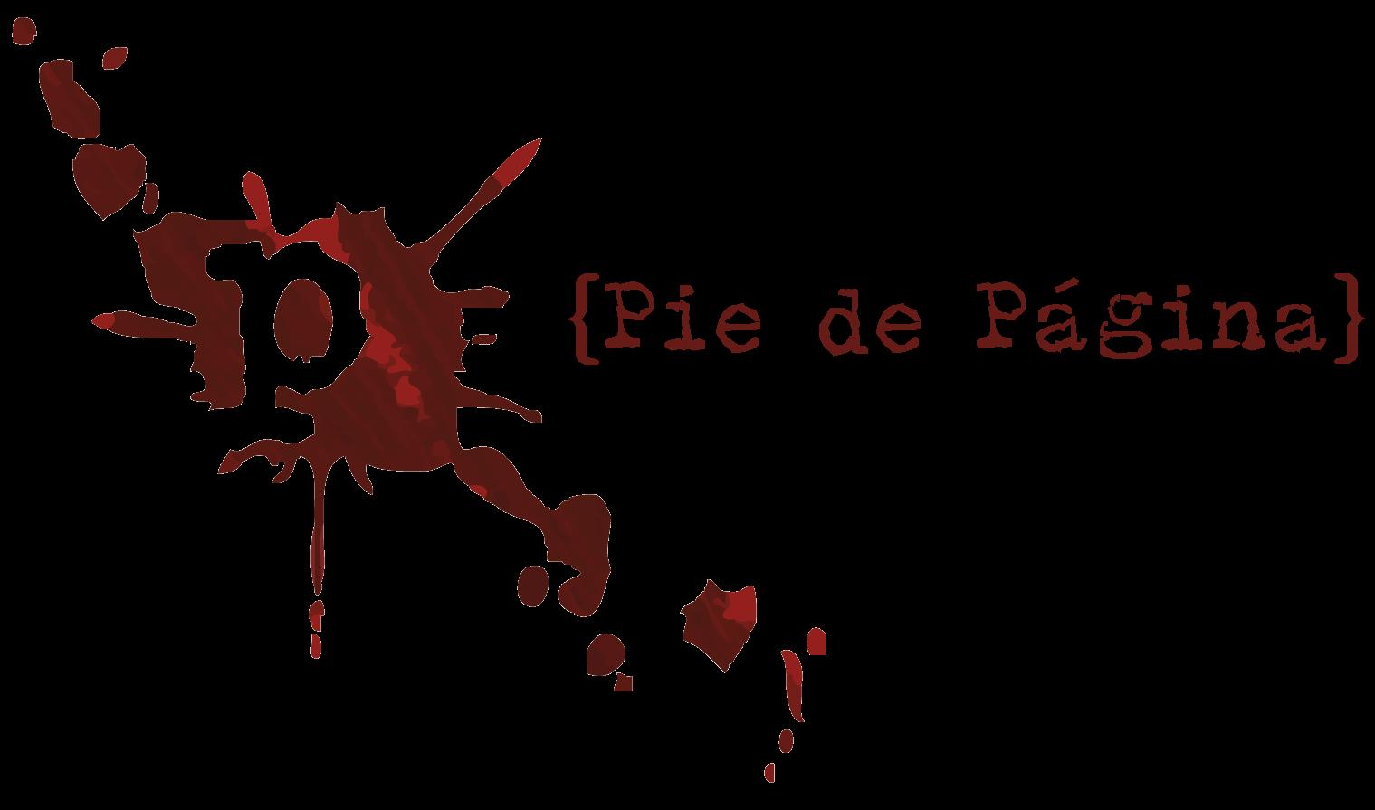 Editorial {Pie de Página}