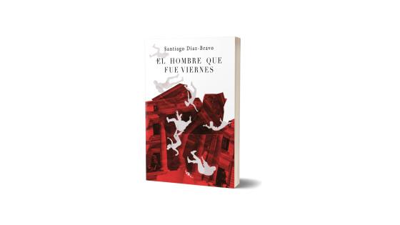 Santiago Díaz-Bravo, autor de «El hombre que fue Viernes» en Espejo Público