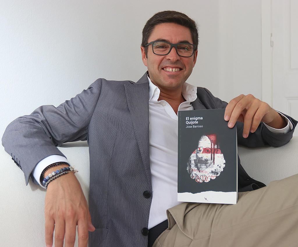 Reseña de «El enigma Quijote» de Jose Barroso en Sirmactres