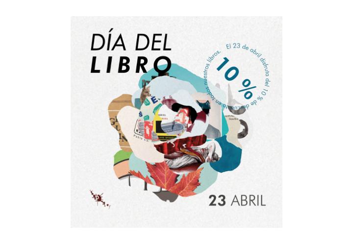 10% de DESCUENTO por el Día del Libro